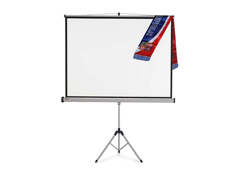 Projekční plátno NOBO se stativem, 200x151cm (4:3), ?251cm