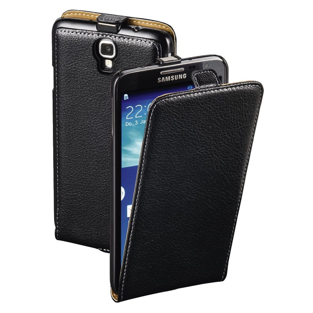Hama smart Case Flap Case for Samsung Galaxy Note 3 Neo, black