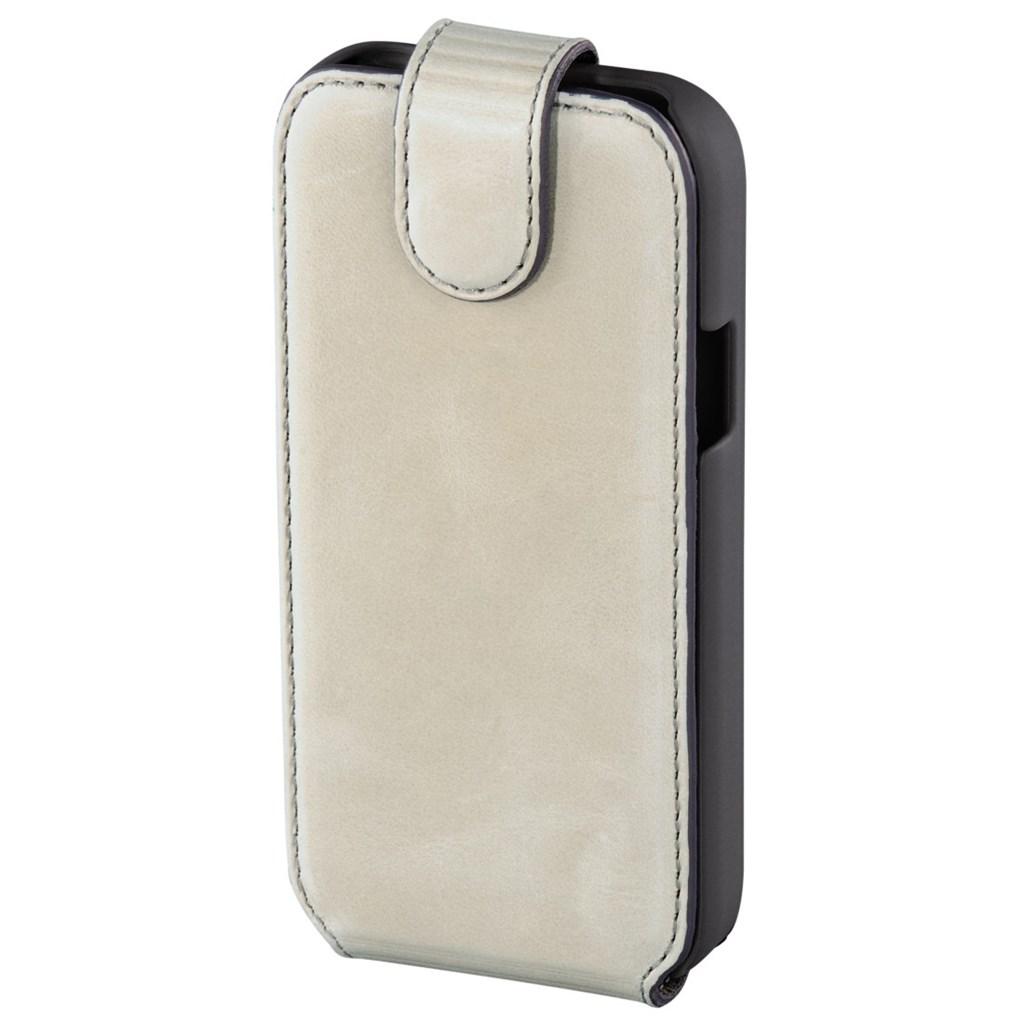 Hama prime Line Smart Case Mobile Phone Case f. Galaxy S 4 mini, country white