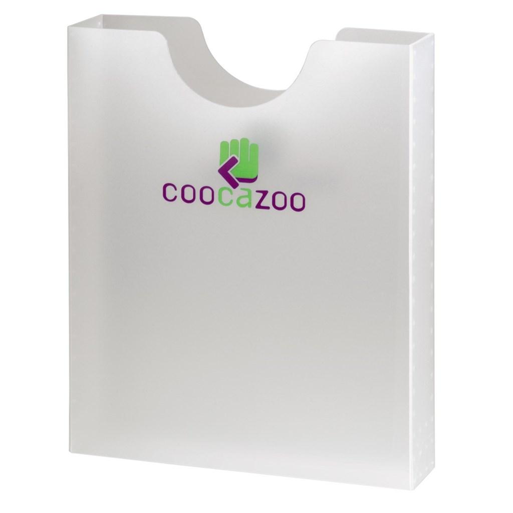 Desky na sešity Coocazoo, průhledné