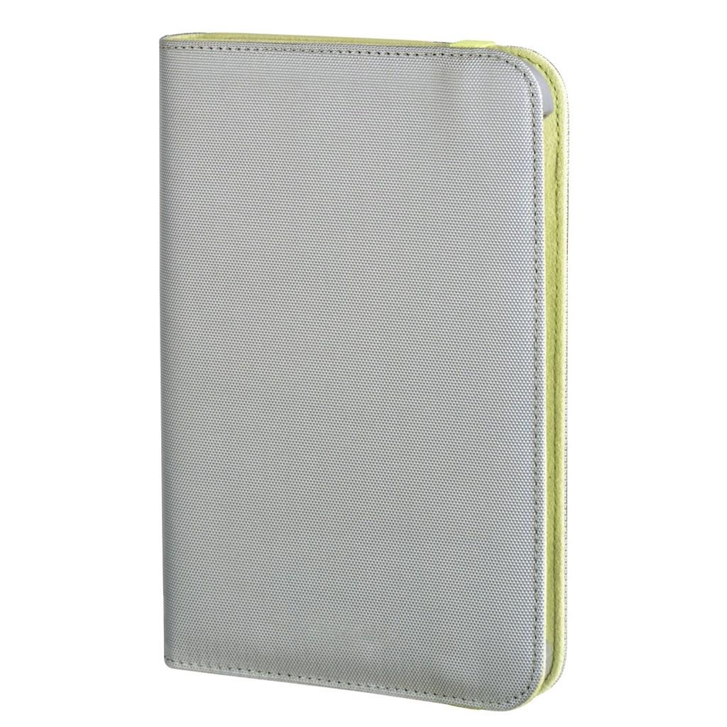 Hama lissabon-X Portfolio for Samsung Galaxy Tab 3 7.0, silver/green