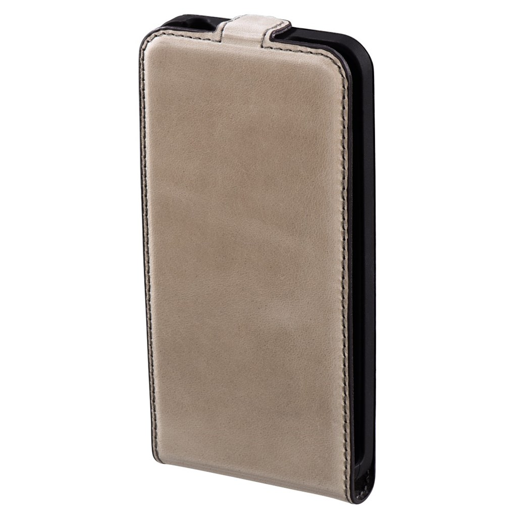 Hama prime Line Smart Case Flap Case for Huawei Ascend G510, country brown