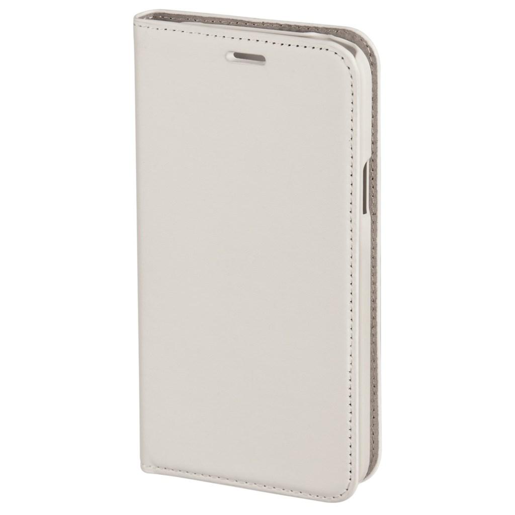 Hama slim Booklet Case for Samsung Galaxy S5 mini, white