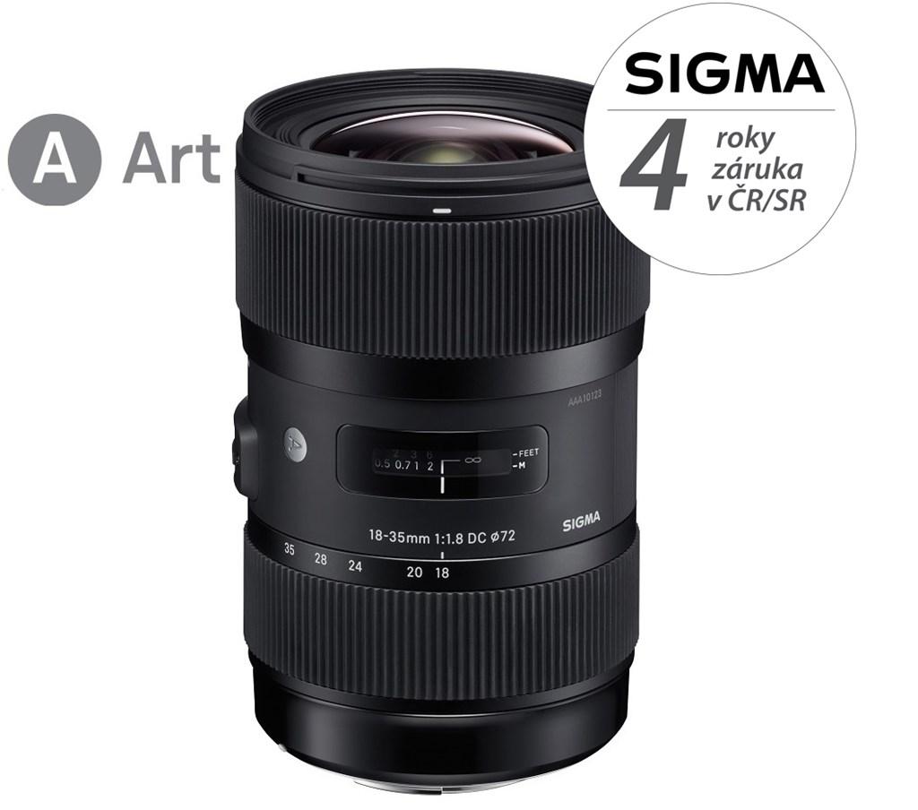 SIGMA 18-35/1.8 DC HSM ART SONY