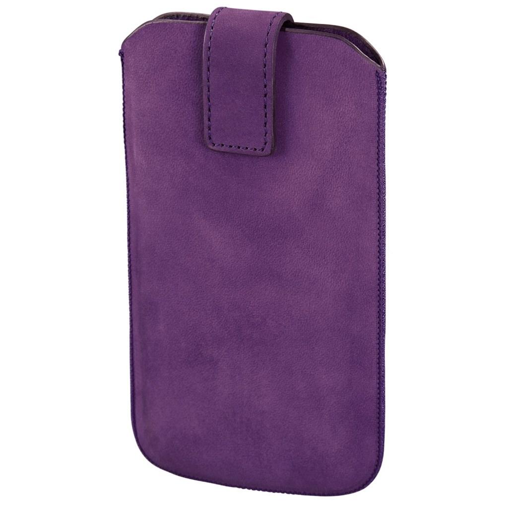 Hama pouzdro na mobil Chic Case, velikost XXL, švestkové