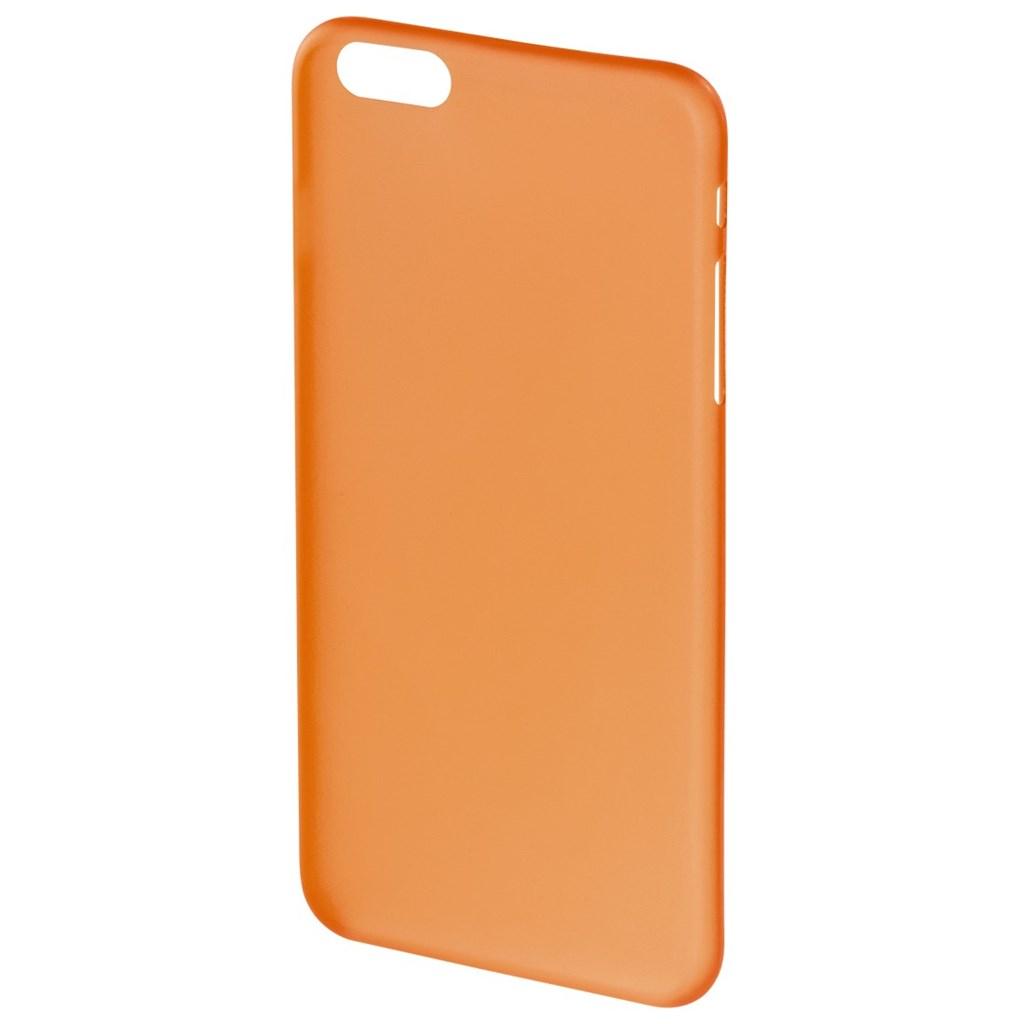 Hama ultra Slim Cover for Apple iPhone 6, orange