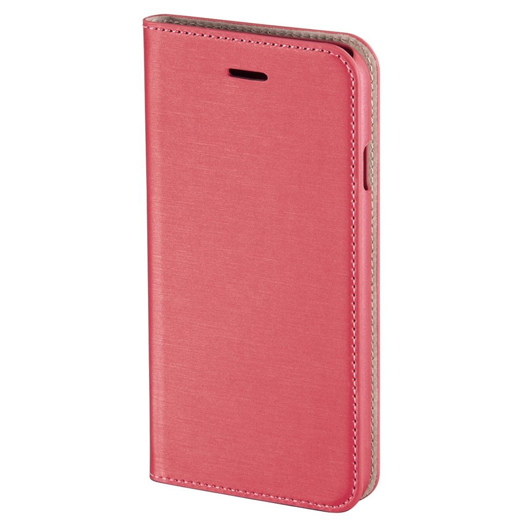 Hama slim Booklet Case for Apple iPhone 6, pink