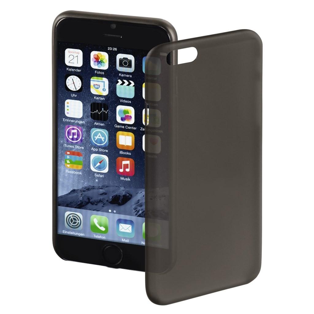 Hama ultra Slim Cover for Apple iPhone 6, black