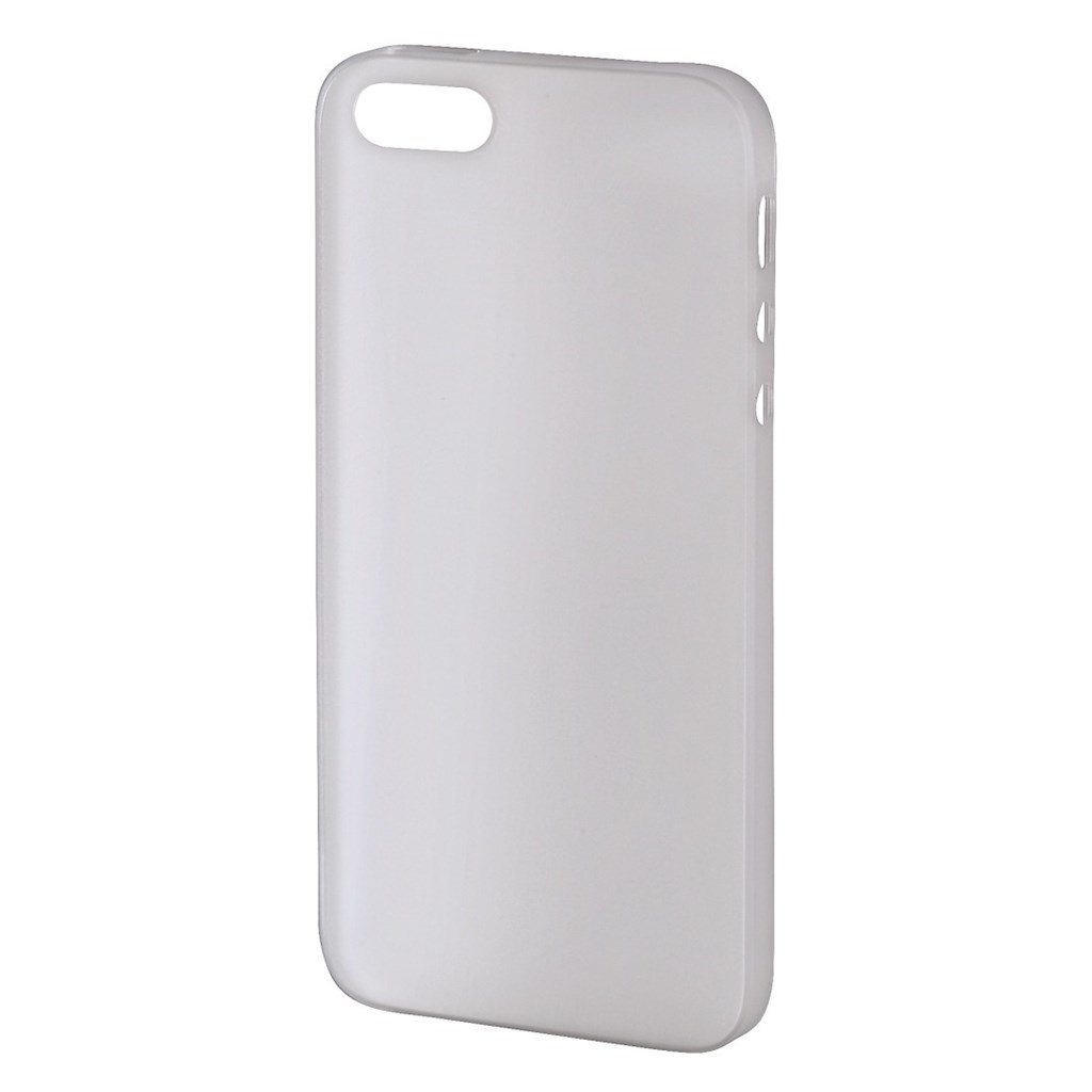 Hama ultra Slim Cover for Apple iPhone 6, white