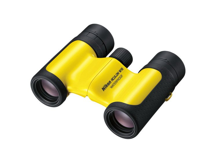 Nikon CF Aculon W10 8x21 Yellow