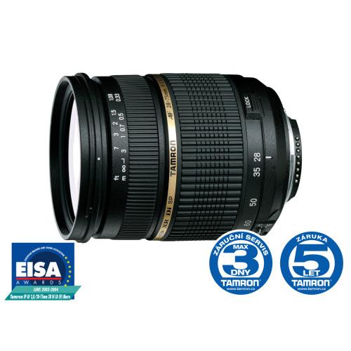 Tamron AF SP 28-75mm F/2.8 Di Nikon XR LD Asp. (IF) Macro