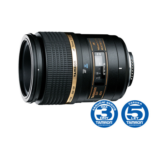Tamron AF SP 90mm F/2.8 Di Nikon Macro 1:1