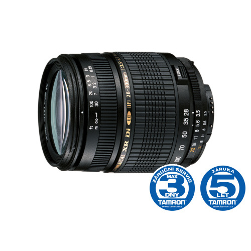 Tamron AF 28-300mm F/3.5-6.3 Di Canon XR LD Asp. (IF) Macro