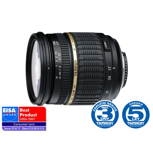 Tamron AF SP 17-50mm F/2.8 Sony XR Di-II LD Asp.(IF)