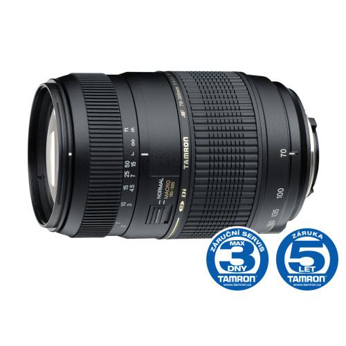 Tamron AF 70-300mm F/4-5.6 Di Nikon LD Macro 1:2