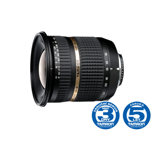 Tamron SP AF 10-24mm F/3.5-4.5 Di-II Pentax LD Asp.(IF)