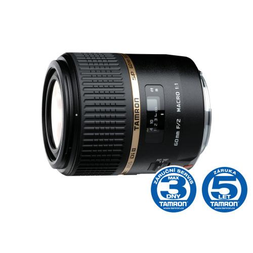 Tamron SP AF 60mm F/2.0 Di-II Nikon LD (IF) Macro 1:1