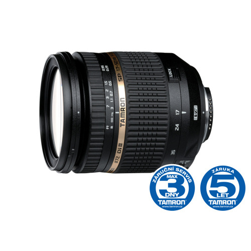 Tamron SP AF 17-50mm F/2.8 Canon XR Di-II VC LD Asp. (IF)
