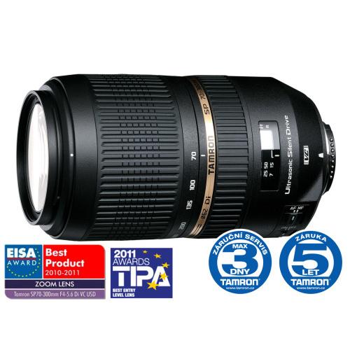 Tamron SP AF 70-300mm F4-5.6 Di VC USD Nikon