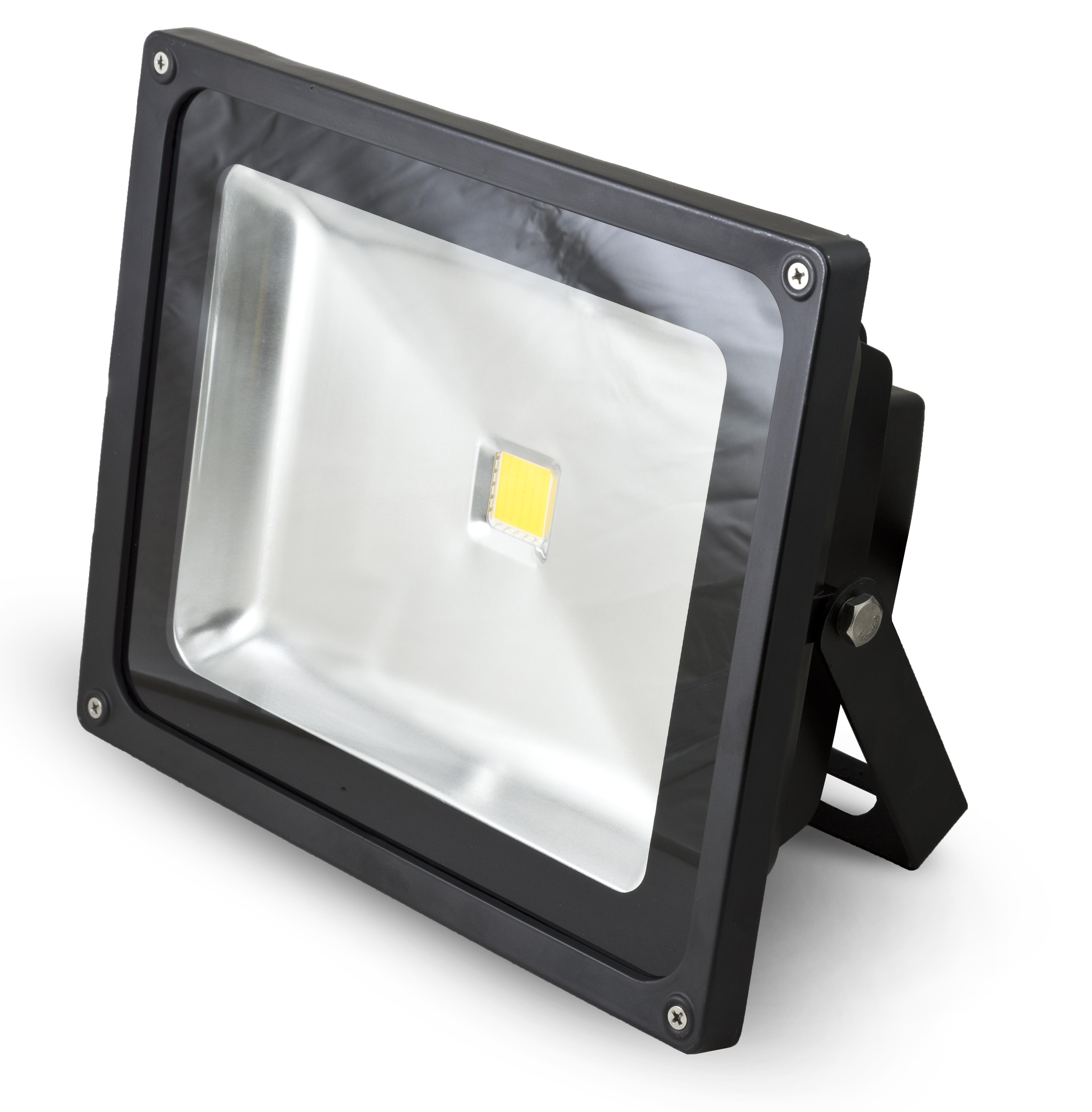 Reflektor G21 LED 50W teplá bílá, 3517lm - černý