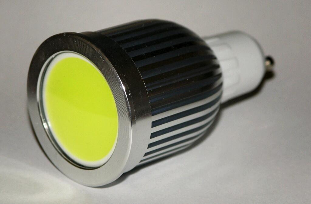 Žárovka G21 LED GU10-COB, 230V, 5W, 400lm, bílá, stmívatelná
