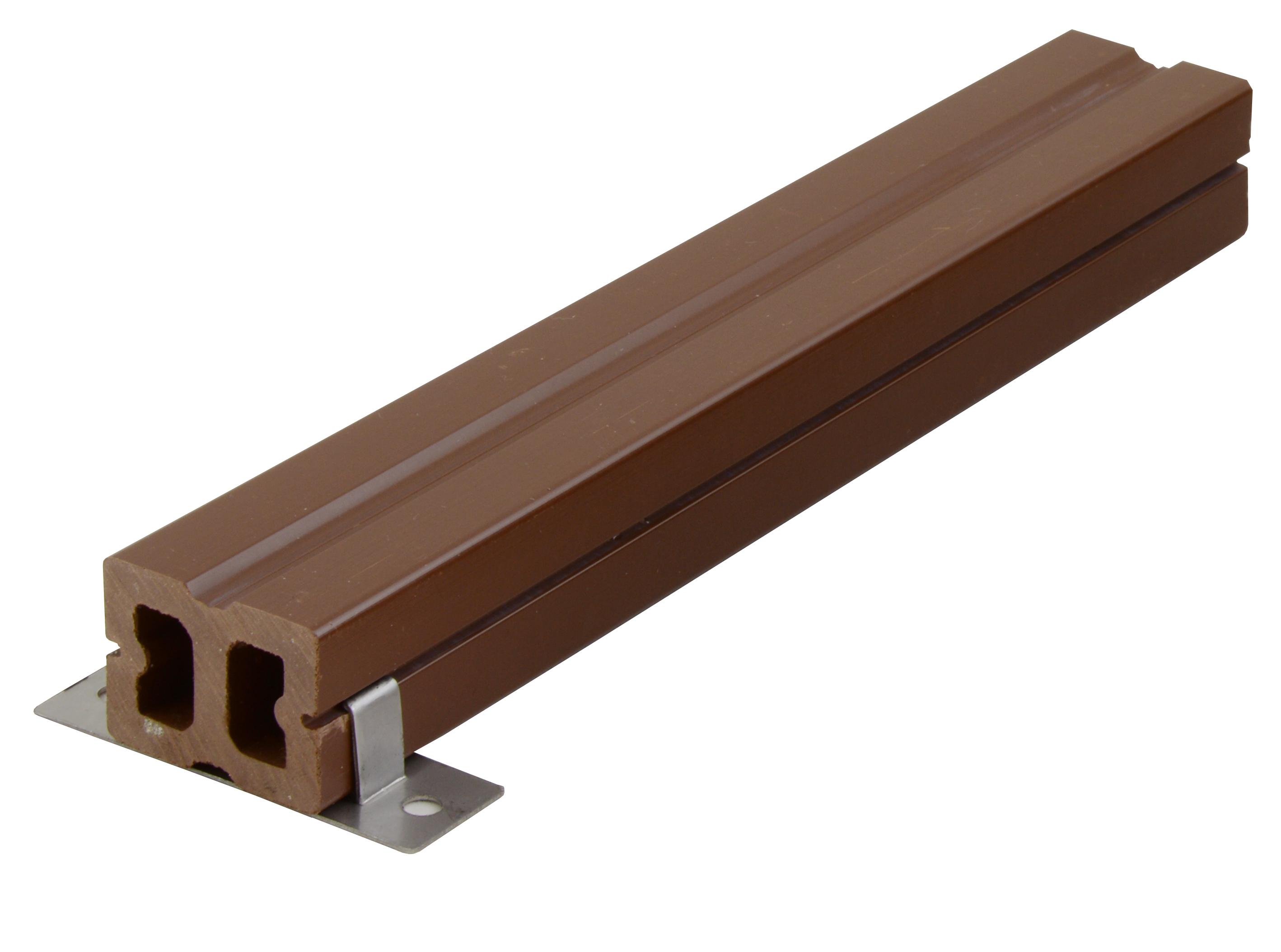 Nosník terasových prken G21 4*3*300cm, mat. WPC