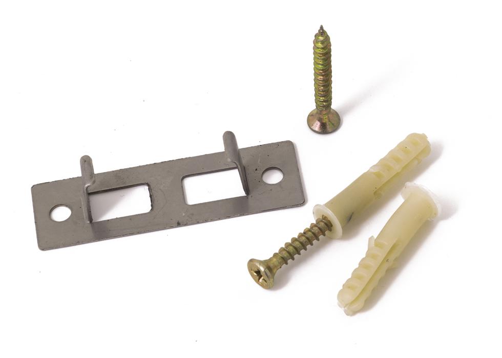 Příchytka G21 nosníku terasových prken k podkladu, ocelová