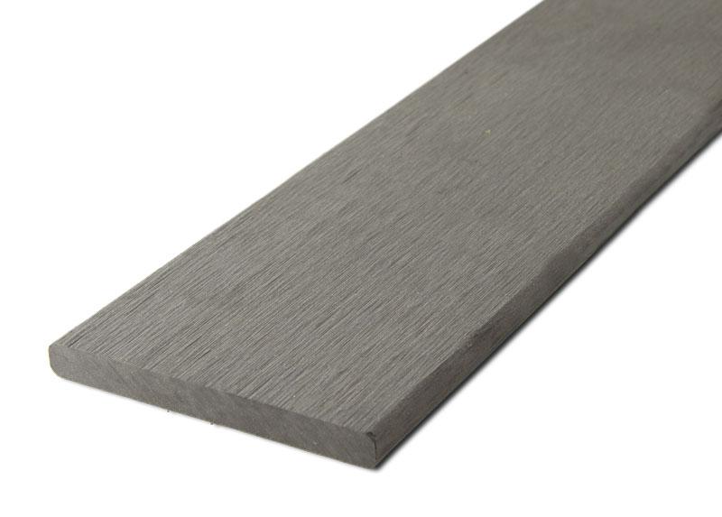 Zakončovácí lišta G21 plochá 0,9*9*200cm, Eben mat. WPC