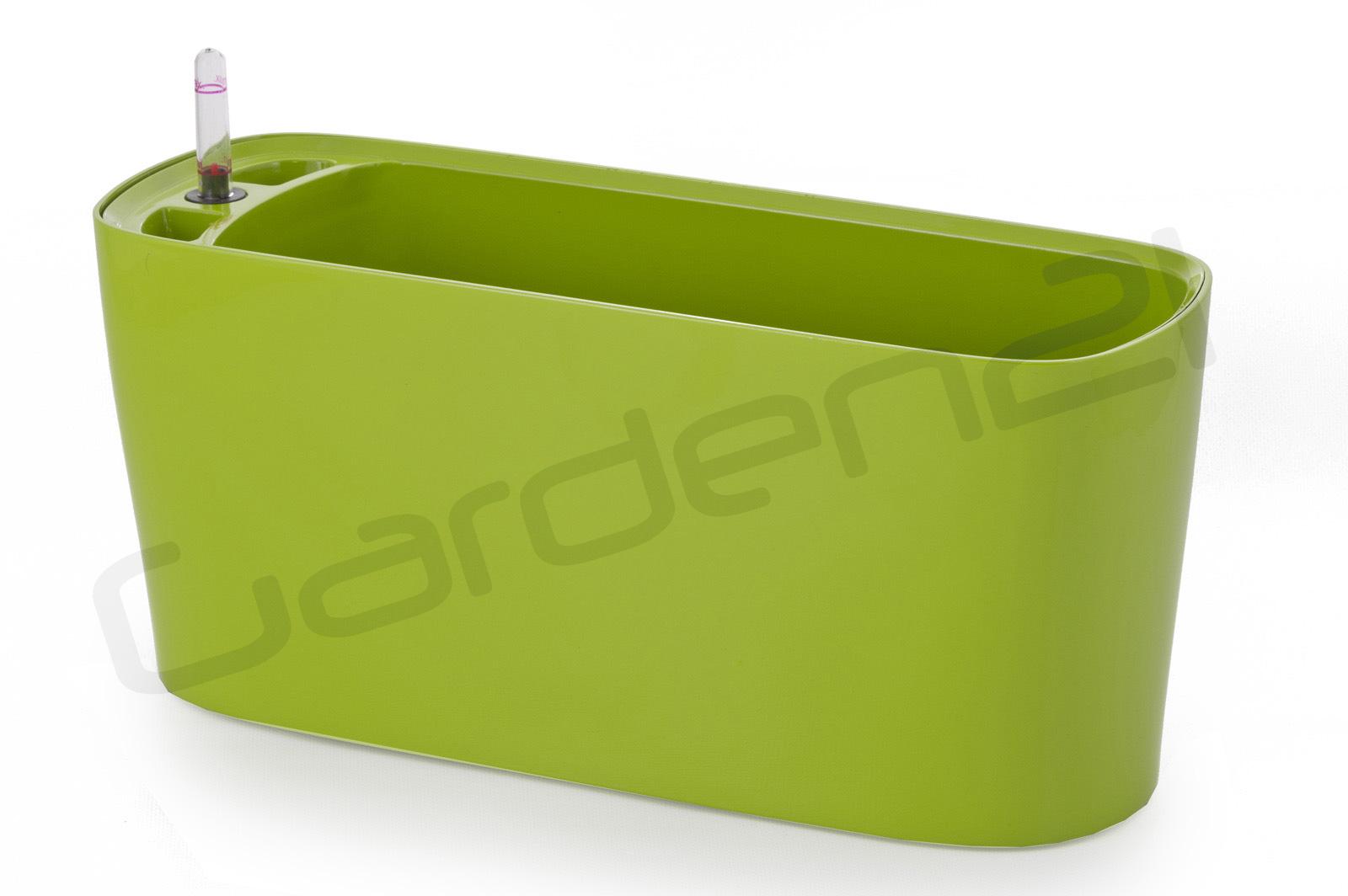 Samozavlažovací květináč G21 Combi mini zelený 40cm