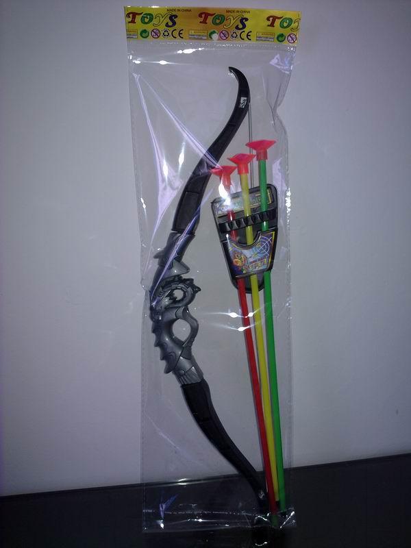 Hrací set G21 Luk a šípy plastový sáček