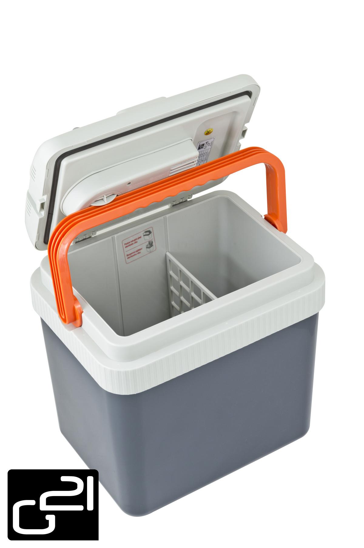 Autochladnička G21 C&W 24 litrů , 12/230 V