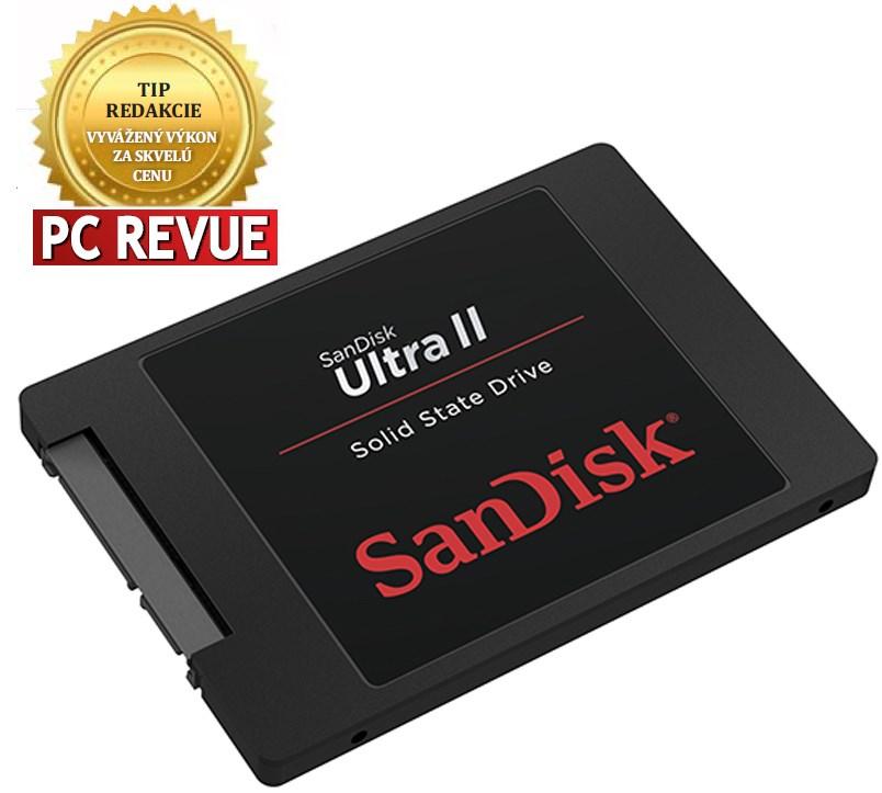 SanDisk SSD Ultra II 240 GB