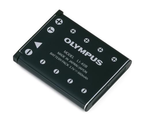 Baterie Olympus LI-42B Lithium ion baterie