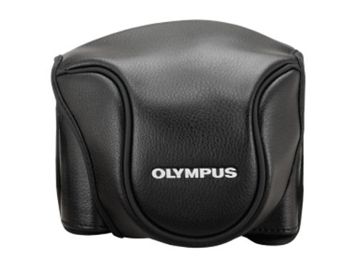 Pouzdro Olympus CSCH-118 - Kožené pouzdro pro STYLUS 1