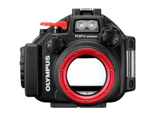 Pouzdro Olympus PT-EP12 - Podvodní pouzdro pro PEN E-PL7 (vodotěsné do 45m)