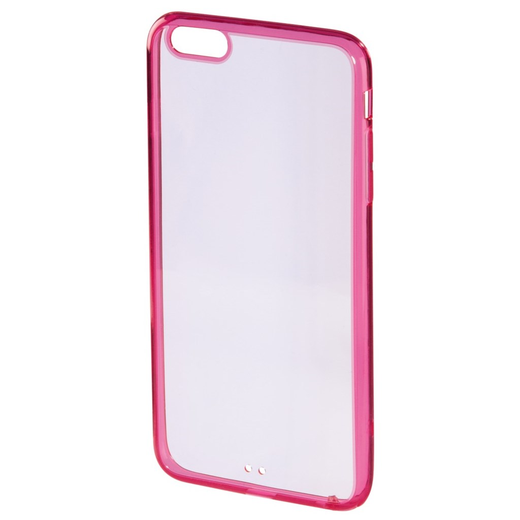 Hama frame Cover for Apple iPhone 6, red