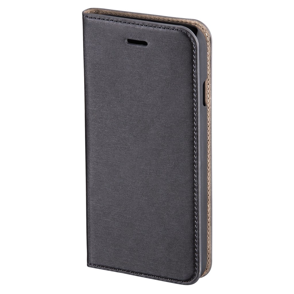 Hama slim Booklet Case for Apple iPhone 6, dark grey