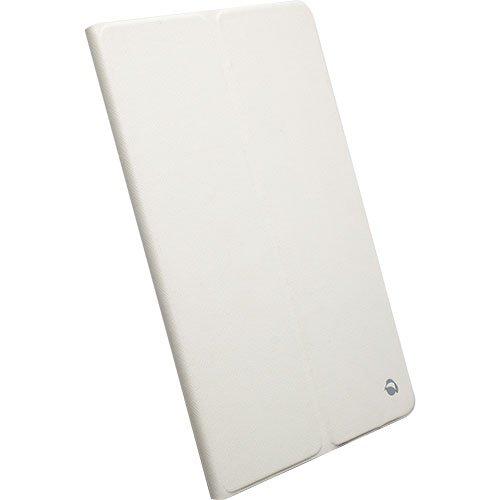 Krusell polohovací flipové pouzdro MALMÖ pro Apple iPad Air 2, bílá