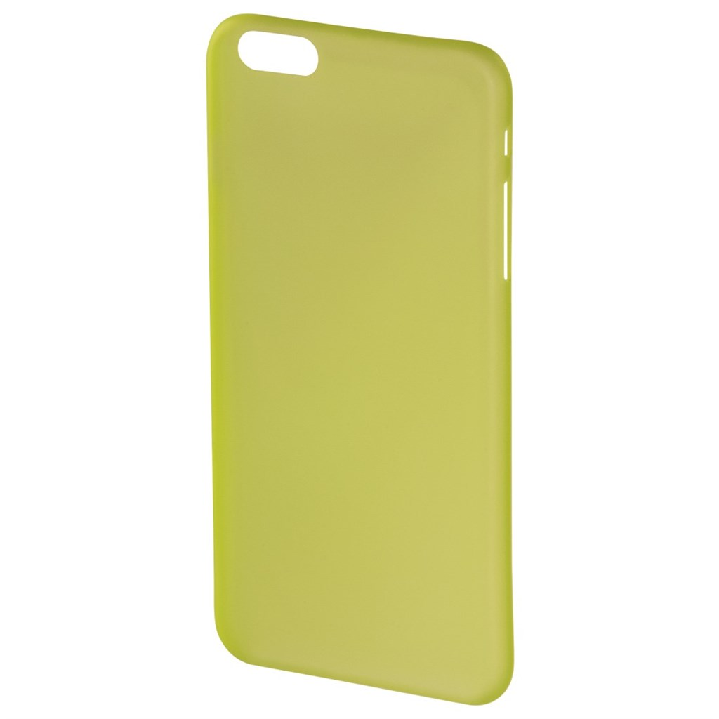 Hama ultra Slim Cover for Apple iPhone 6 Plus, yellow