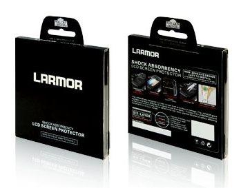 Larmor ochranné sklo 0,3mm na displej pro Nikon D800/D800E