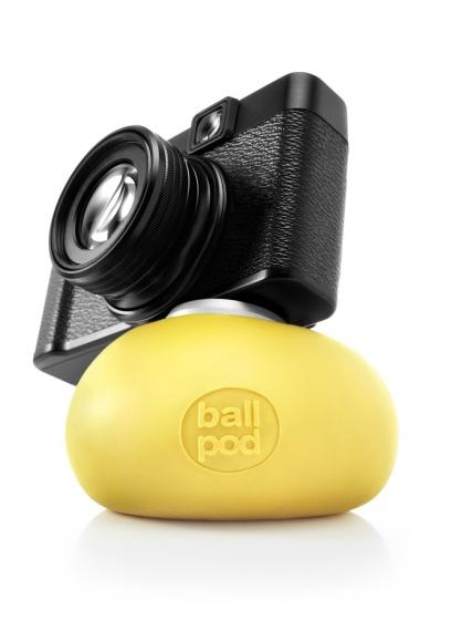 EASY COVER BallPod 8cm, žlutá