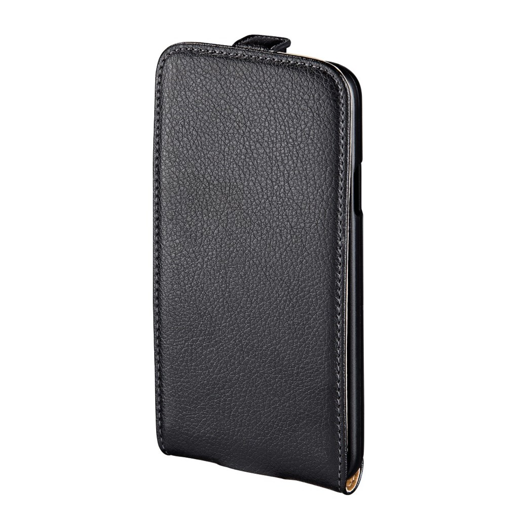 Hama smart Case Flap Case for Wiko Lenny, black