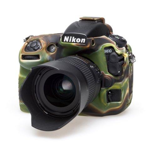 Easy Cover Pouzdro Reflex Silic Nikon D810 Camouflage