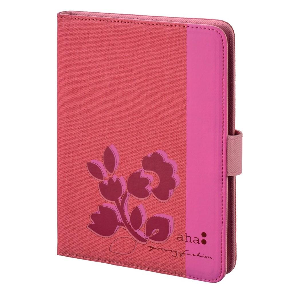 """aha: Narcissus obal pro tablet do 17,8 cm (7""""), růžový"""