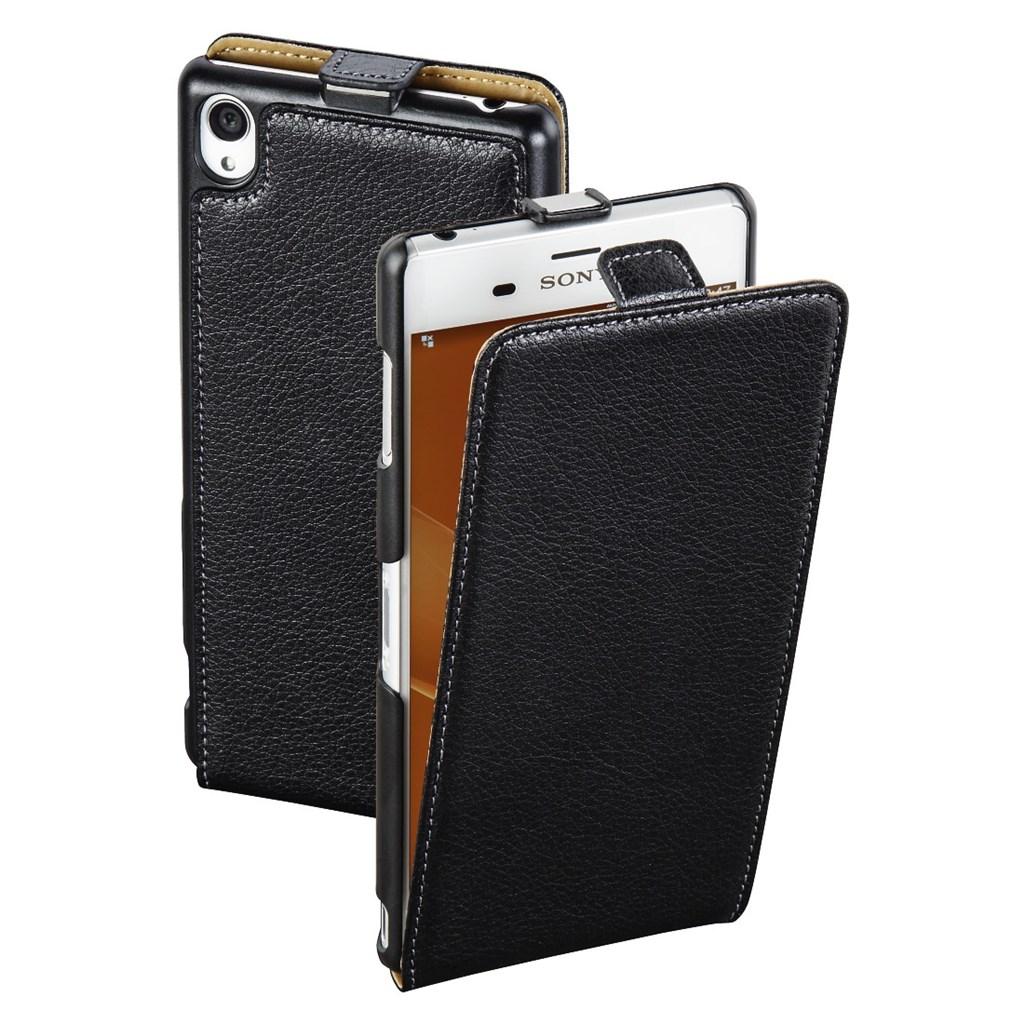 Hama smart Case Flap Case for Sony Xperia Z3, black