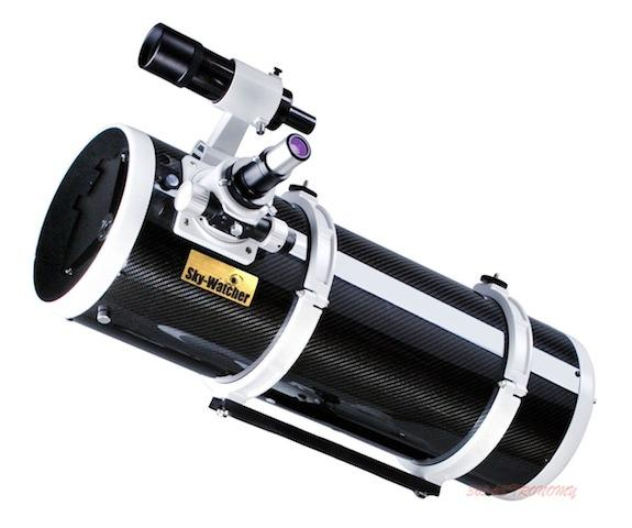 "SKY-WATCHER ASTROGRAF 8"" 200/800mm OTA QUATTRO CARBON"