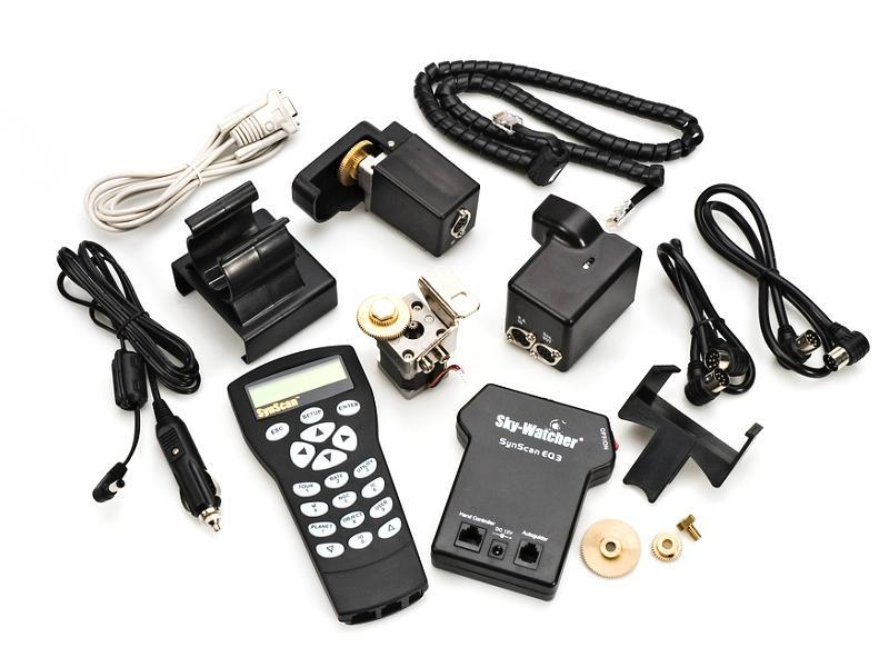 MONTÁŽ SKY-WATCHER EQ-3-2 GOTO UPGRADE KIT (SKYSCAN)