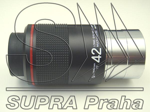 """OKULÁR VIXEN LVW 42mm 2"""" (72°)"""