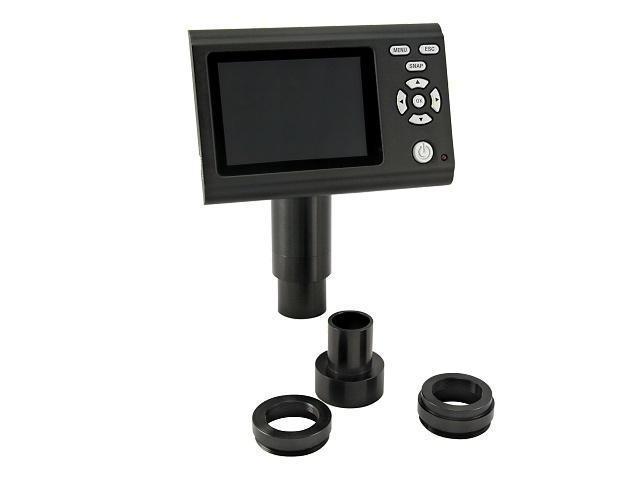 "LCD 3"" panel pro mikroskopy Celestron #44430"