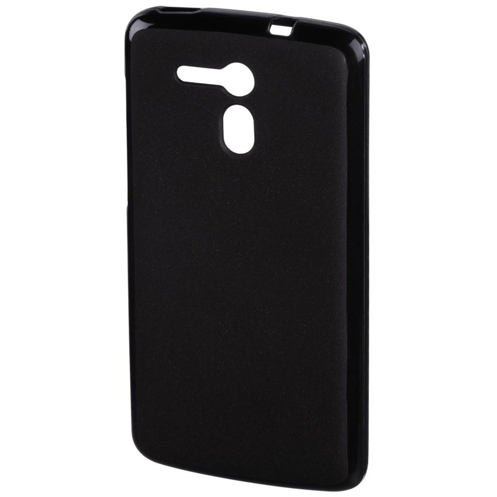 Hama Crystal Cover for Acer Liquid E700 Trio, black